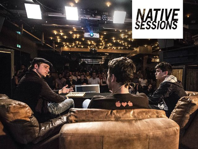 NI Announces Global Native Sessions Events
