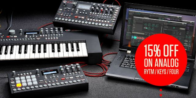 Elektron Analog Machines For Less
