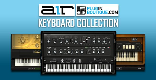 Air Music Keyboard Bundle