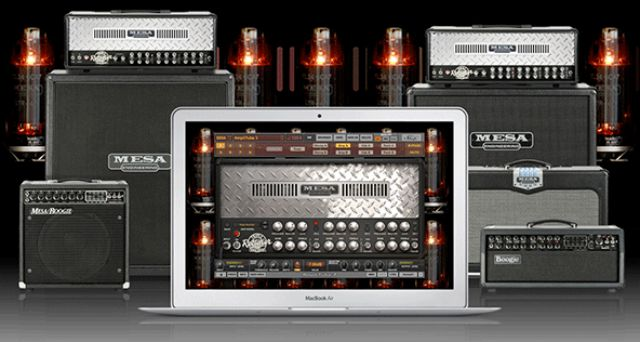 AmpliTube MESA/Boogie Is Now Available