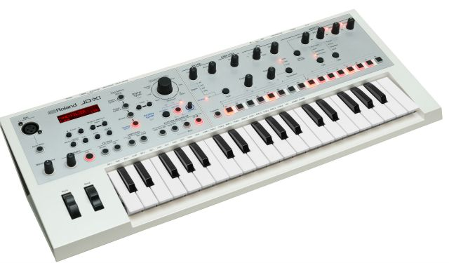 Roland JD-Xi Available In White - Not JD-XA Though