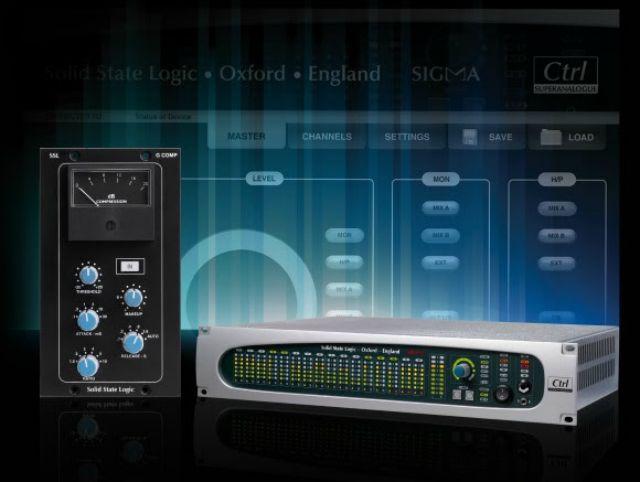 Buy An SSL Sigma, Get A Free Bus Compressor