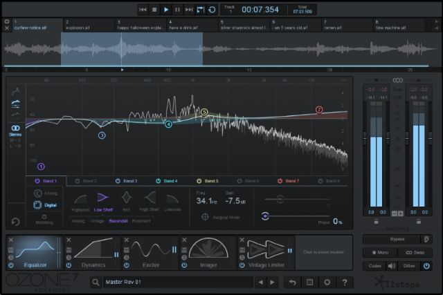 iZotope Announces Music Production Bundle