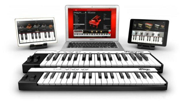 Mobile Keyboard Controller Goes Universal