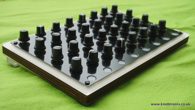 Midi Controller Knobs : kickstarter campaign for 32 knob midi controller ~ Vivirlamusica.com Haus und Dekorationen