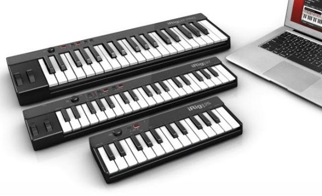 Ultra-Affordable MIDI Keyboard Controllers