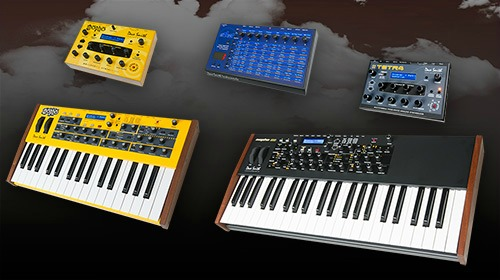 Dave Smith Discontinues Five Synths
