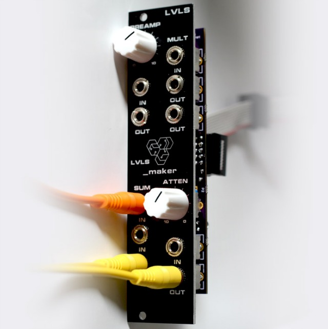 beginners kits to build your own modular synth. Black Bedroom Furniture Sets. Home Design Ideas