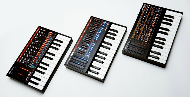 Roland Boutique Synths Video Demos