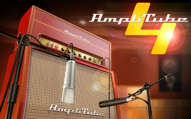 Major Upgrade Of Amplitube Amp Sim