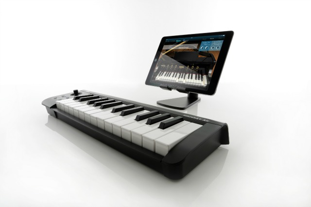 Korg Announces MicroKEY AIR Bluetooth MIDI Keyboard