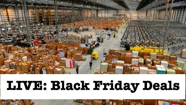 LiveBlog: Black Friday Deals Watch