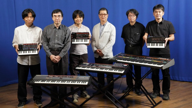 Roland Synth Developers Speak