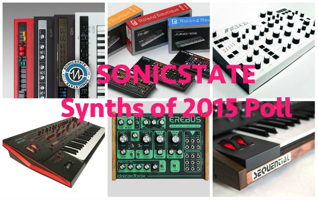 Best Synth Of 2015 - Vote Now