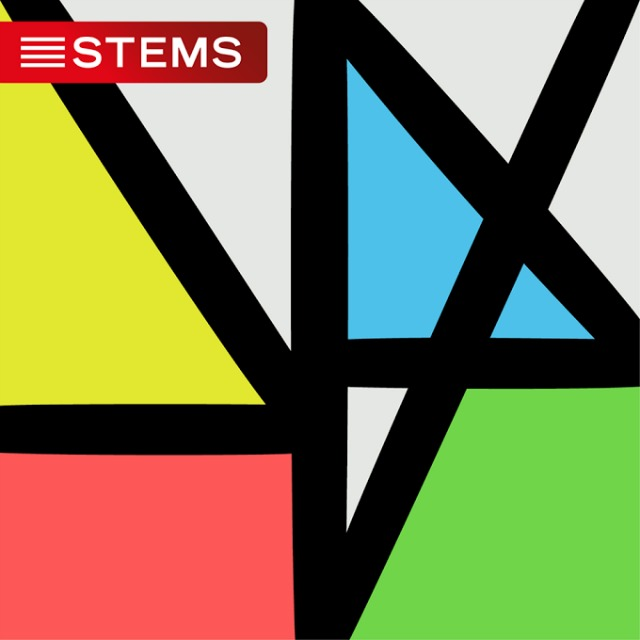 New Order Releases Single In STEMS Format