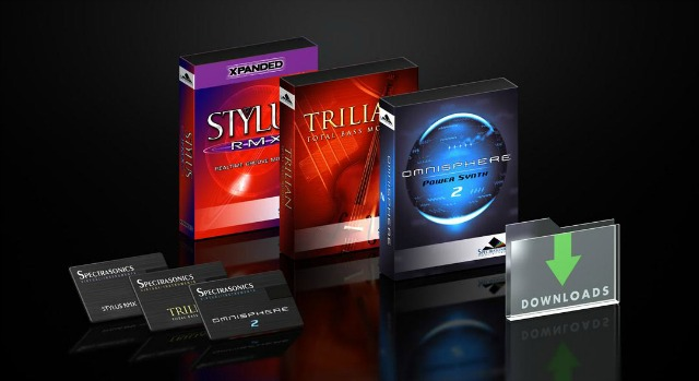 New Delivery Platforms From Spectrasonics