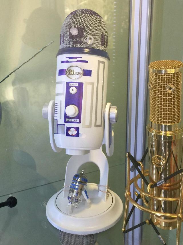 R2-D2 Microphone