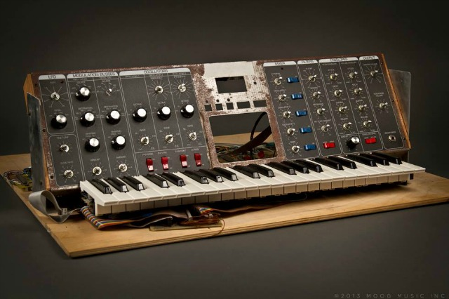 The Moog Voyager Like You've Never Seen it