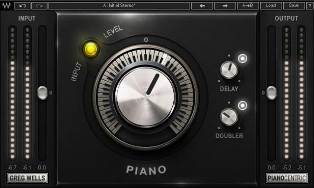Producer's One-Knob Piano Processor