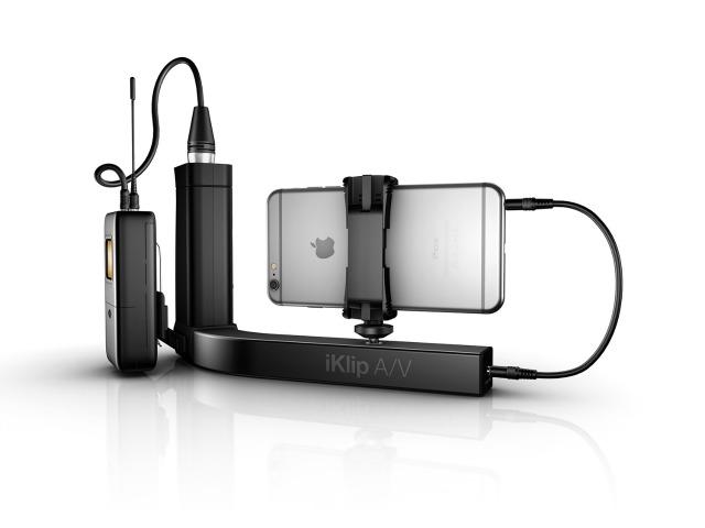 iKlip A/V Smartphone Mount