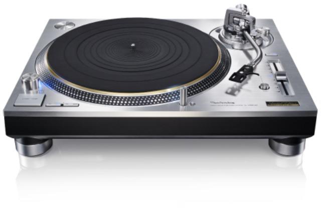 The Technics SL-1200 Turntable Returns