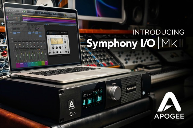 NAMM 2016: Apogee's New Flagship Audio Interface
