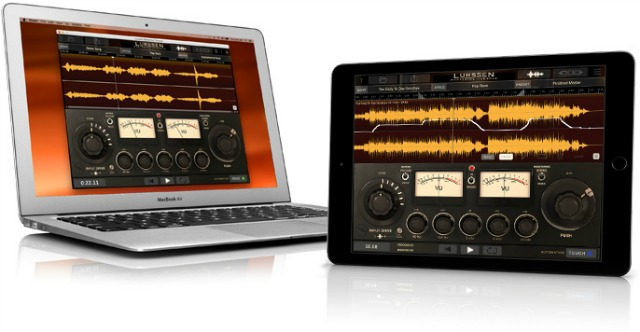 IK Multimedia's Lurssen Mastering Console