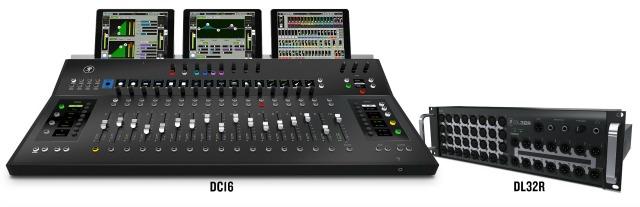 NAMM 2016: Mackie Modular Digital Mixing System