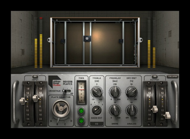NAMM 2016: Abbey Road's Reverb In A Plug-in