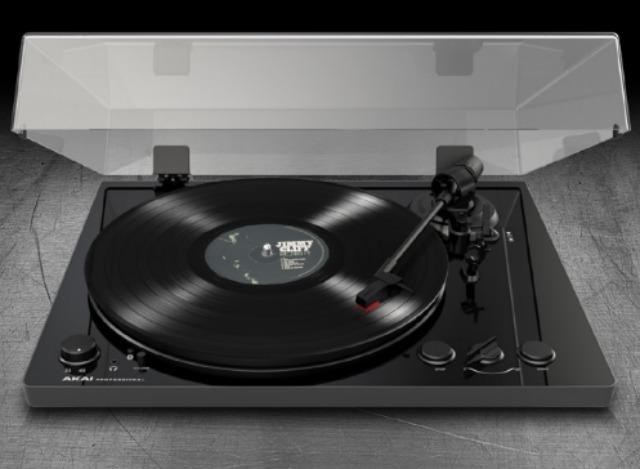 NAMM 2016: Akai Streams Your Vinyl