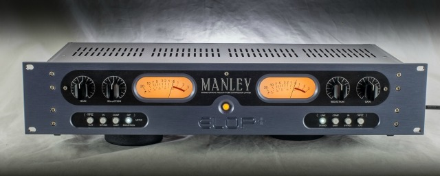 NAMM 2016: Improved Manley Limiter