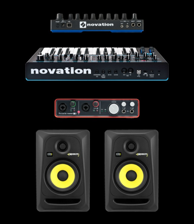 Novation/Focusrite/KRK Giveaway