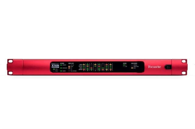 Focusrite Introduces RedNet A16R