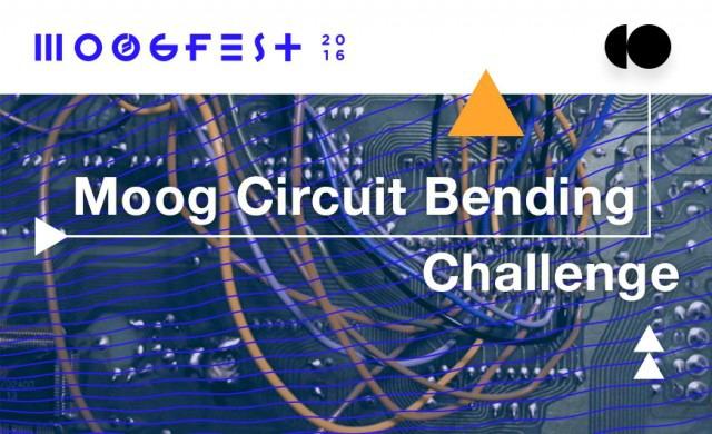 Moog Announces Circuit Bending Contest