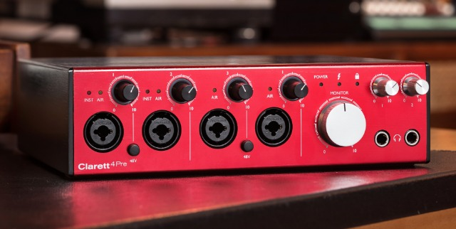 New Focusrite Audio Interface Available