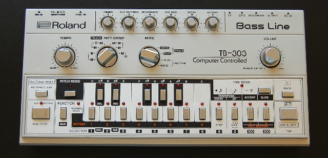 All You Need To Know About The TB-303