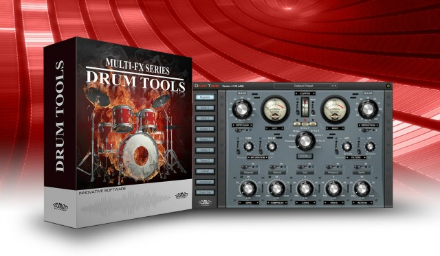 Plug-In For Perfect Drum Sounds