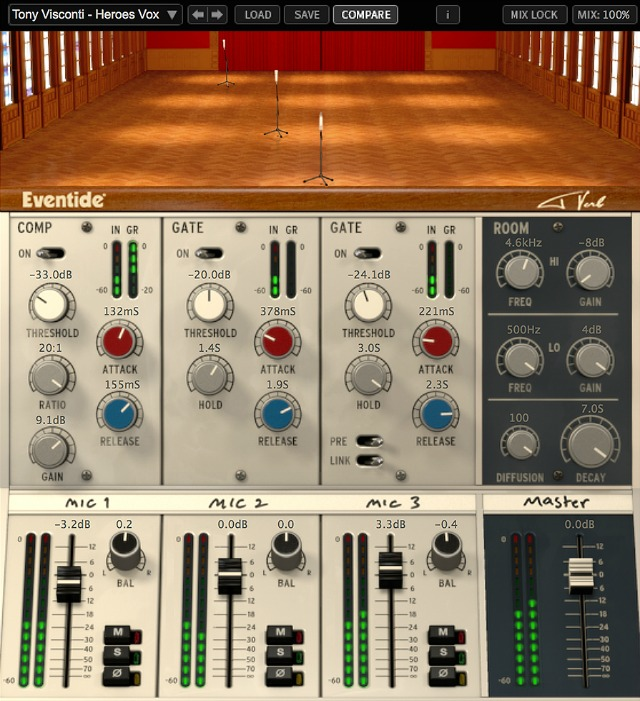 MESSE 2016: Plug-In For Bowie's Heroes Reverb