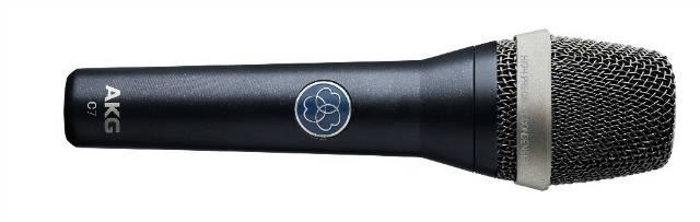 MESSE 2016: AKG Mic For Studio-Quality Sound On Stage