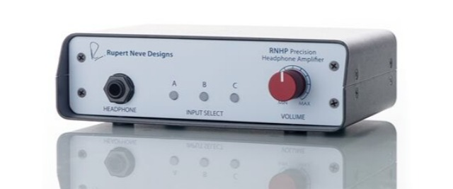 MESSE 2016: Rupert Neve Headphone Amp