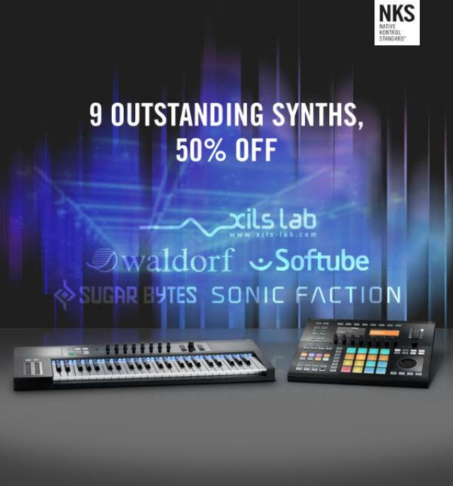 Nine Half-Price Synths