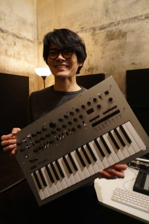 Question Korg's Chief Engineer Live