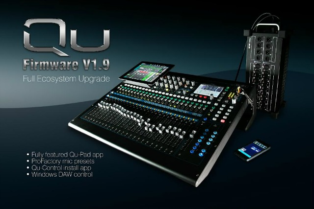 Major Updates For Allen & Heath Mixers