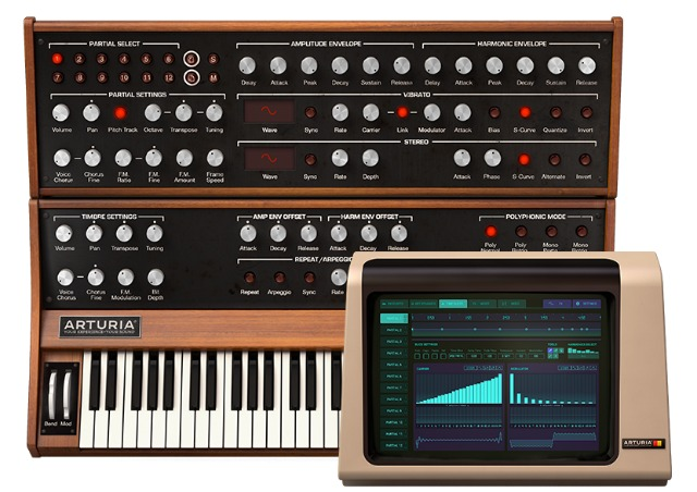 Arturia Synclavier V - Legendary 80s Workstation Joins V Collection 5