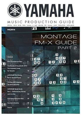 Yamaha MONTAGE FM-X Synthesis Explained