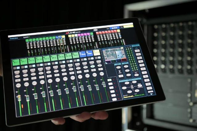 Allen & Heath Updates Digital Mixers