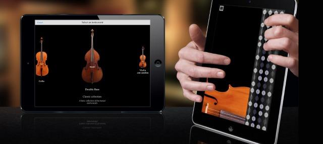 Play Violin On Your iPad