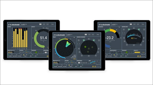 Free Metering App For Clarity X