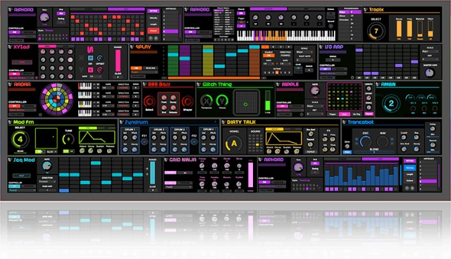Interactive Gadgets For Ableton