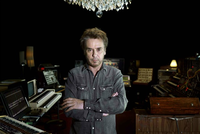 Jean-Michel Jarre In Moog Film